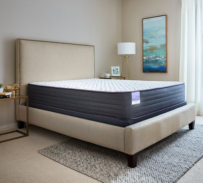 "Slumber 12"" Firm Encased Coil Mattress"
